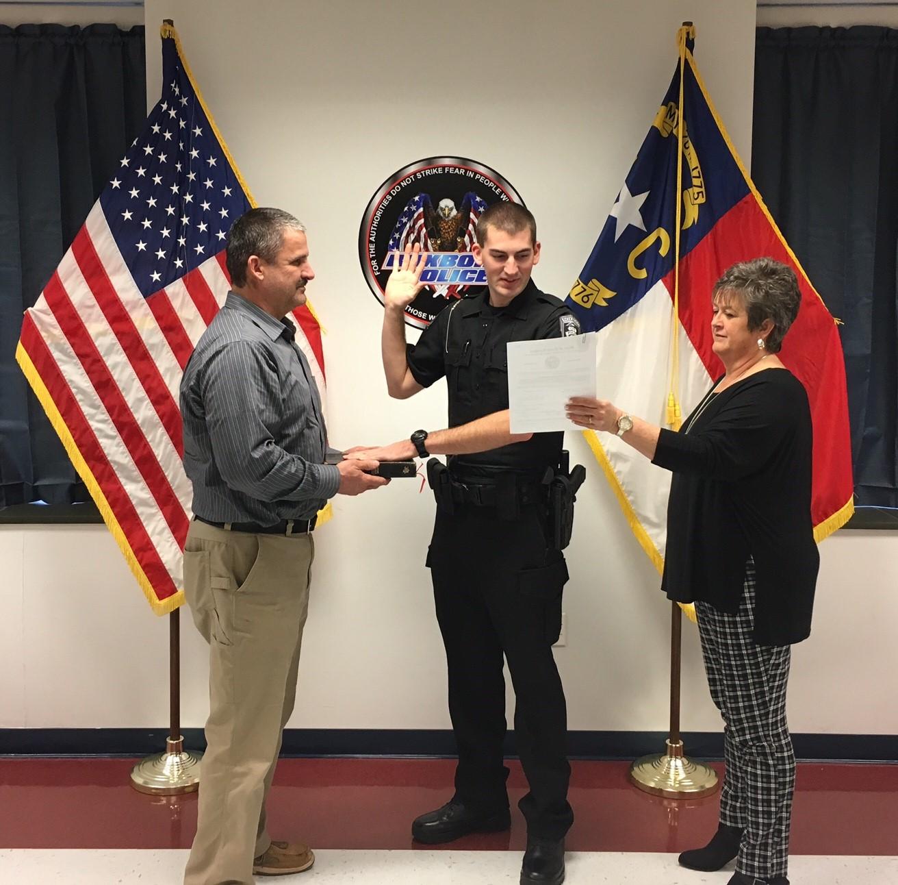 City of Roxboro, NC : Police Employment