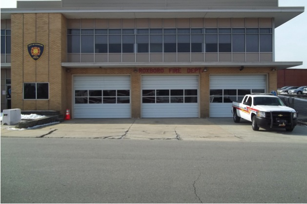 3 Fire Station 1